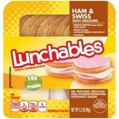 FREE Oscar Meyer Lunchables at Price Chopper