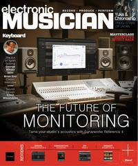 FREE Subscription to Electronic Musician Magazine