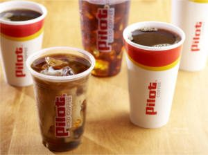 FREE Coffee at Pilot Flying J