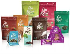 FREE Go Raw Product Coupons