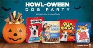 FREE Howl-oween Dog Party Pack