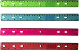 FREE Meijer Plastic Binder Ruler 12 at Meijer