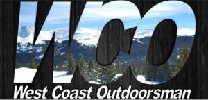FREE West Coast Outdoorsman Stickers