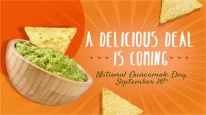 FREE Wholly Guacamole Product