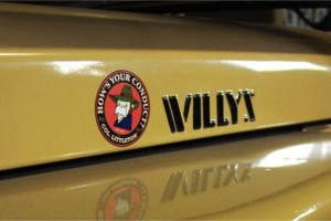 FREE Col. Littleton Hows Your Conduct Stickers