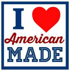 FREE I Love American Made Sticker