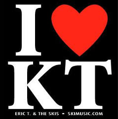 FREE I LOVE KT Sticker