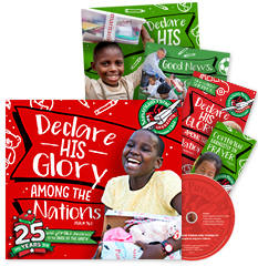 FREE Operation Christmas Child Materials