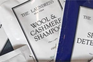 FREE The Laundress Laundry Care Sample