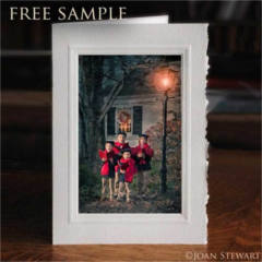 FREE Jonathan Penney Fine Art Card Sample