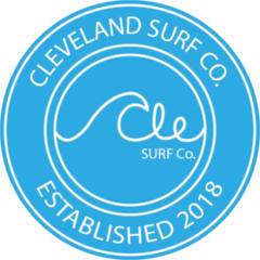 FREE Cleveland Surf Co Stickers