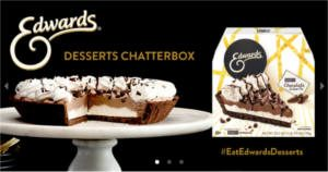 FREE Edwards Desserts Chat Pack
