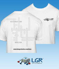 FREE Lets Go Robotics T-shirt