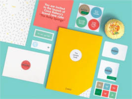 FREE MOO Postcards, Business Cards & Stickers Sample Pack