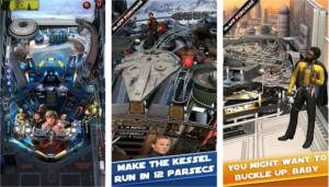 FREE Star Wars Pinball 7 iOS or Android Game Download