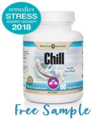FREE BioActive Nutrients Chill Sample