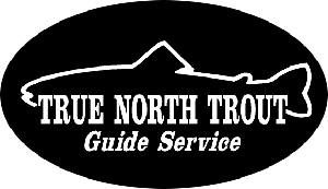 FREE True North Trout Decal