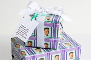 FREE Wrapping Paper, Gift Box, Bag or Card