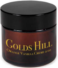 FREE Golds Hill Orange Vanilla Creme Sample