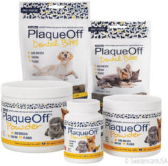 FREE ProDen PlaqueOff Powder for Cats & Dogs Sample