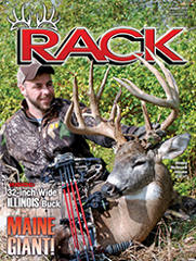 Get a FREE subscription to Rack Hunting magazine.
