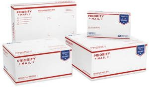 FREE USPS Priority Mail Boxes and Supplies