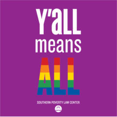 FREE Yall Means All Bumper Sticker