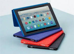 WIN an Amazon Kindle Fire HD 10 Tablet!