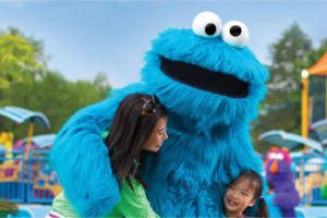 FREE 2019 SeaWorld San Antonio Season Passes for Preschoolers