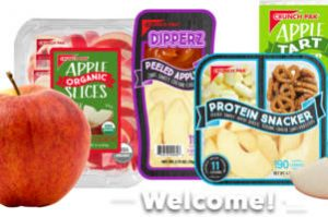 FREE Crunch Pak Products