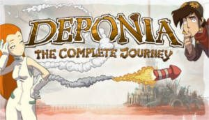 FREE Deponia: The Complete Journey PC Game Download - I