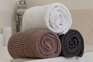 FREE Eiffel Towel Hand & Bath Towels