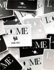 FREE Loome Sticker Pack