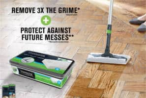 Stainmaster Wet Mopping Cloths