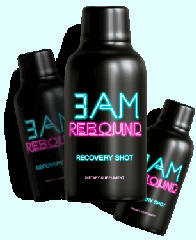 FREE 3AM Rebound Hangover Recovery Shots