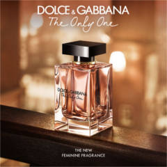 FREE Dolce & Gabbana The Only One Fragrance Sample