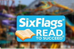 FREE Six Flags Read to Succeed Program