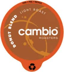 FREE Cambio Coffee K-Cup Samples