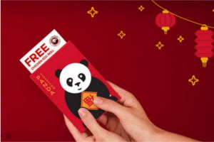 FREE Chicken Egg Roll and Dr. Pepper at Panda Express