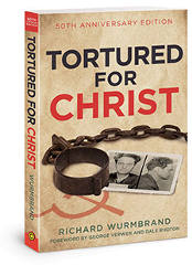 Tortured for Christ 50th Anniversary Edition Book