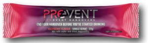 FREE PreEvent Hangover Prevention Drink Mix Sample