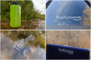 FREE TrailGroove Sticker