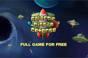 FREE Galactic Missile Defense Computer Game Download