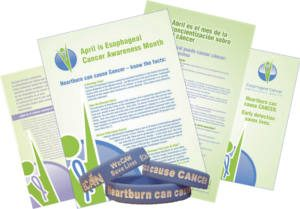 FREE Esophageal Cancer Reach Out Kit