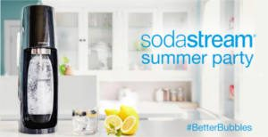FREE SodaStream Summer Party Pack