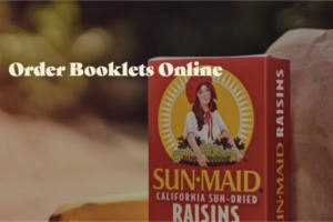 FREE Sun-Maid Recipe Booklet