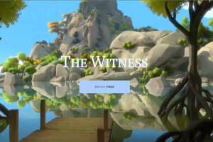 FREE The Witness Computer Game Download