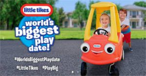 Little Tikes Worlds Biggest Playdate Party Pack