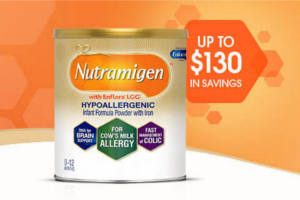 FREE Enfamil Nutramigen Infant Formula Sample