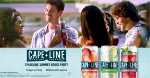 FREE Cape Line Sparkling Summer Party Pack